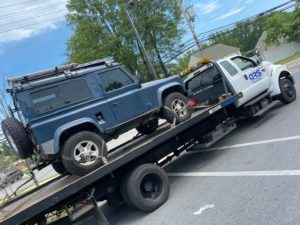 Quality Roadside Service and Tow Truck   Accident Recovery   Annapolis   MD
